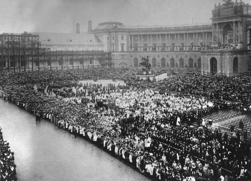 Eucharistischer Kongress 1912