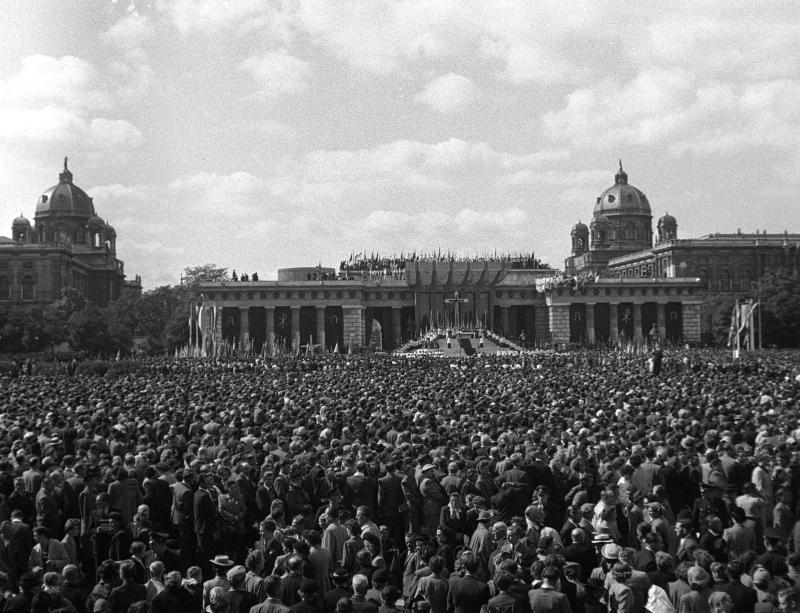 Katholikentag 1952