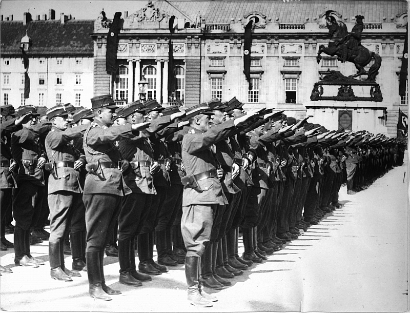 Österrreichische Legion 1938
